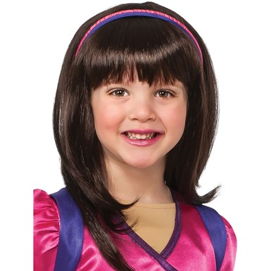 Dora The Explorer Costume Wig