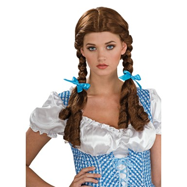 Dorothy Halloween Wig - Wizard of Oz
