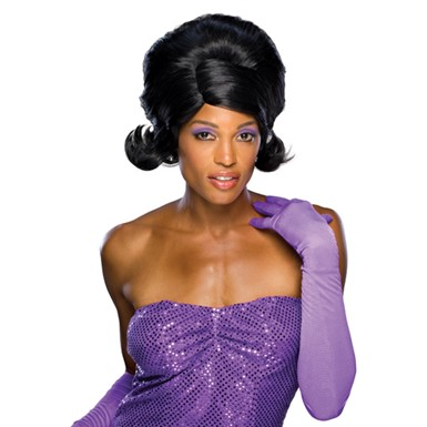 Dreamgirls Wig - Glam Black