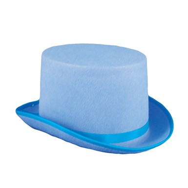 Dumb And Dumber Blue Top Hat - Harry