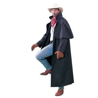 Duster Coat Costume - Great Cowboy