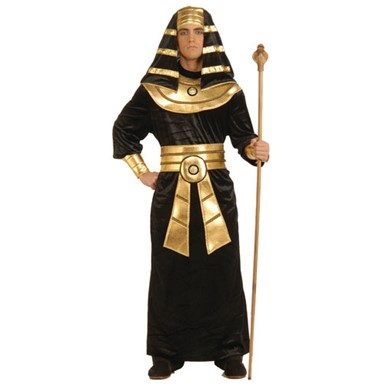 Egyptian Pharaoh Costume - Black