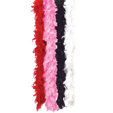 "Feather Boa Solid 72"" for Adult Halloween Costume"