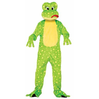 Freddy The Frog Costume