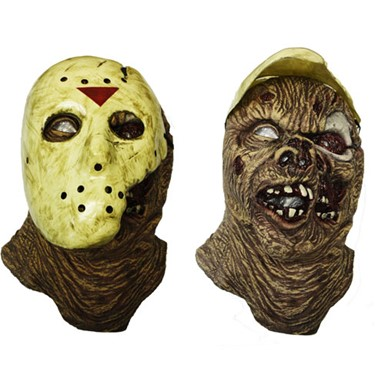 Friday the 13th Halloween Mask - Deluxe Jason