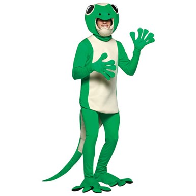 Gecko Costume - Adult