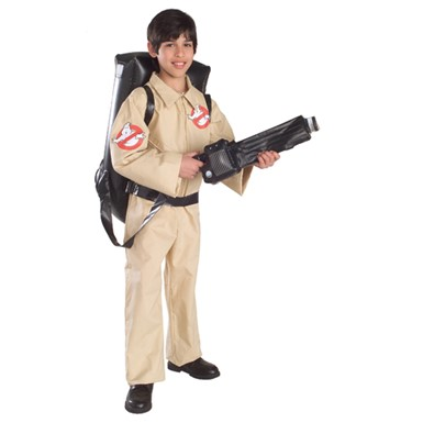 Ghostbuster Costume for Kids