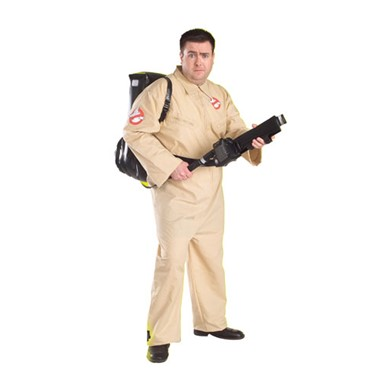 Ghostbuster Suit - Big & Tall