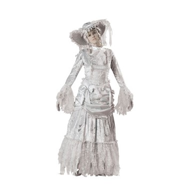 Ghostly Lady Costume - Ultimate Collection