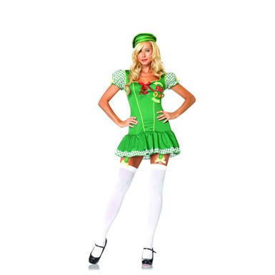 Girl Scout Costume - Trouble Scout