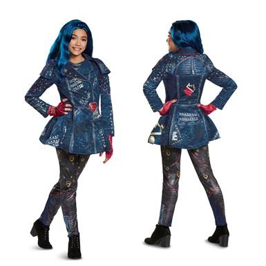 Girls Descendants Deluxe Evie Isle Look Costume – The Descendants ...