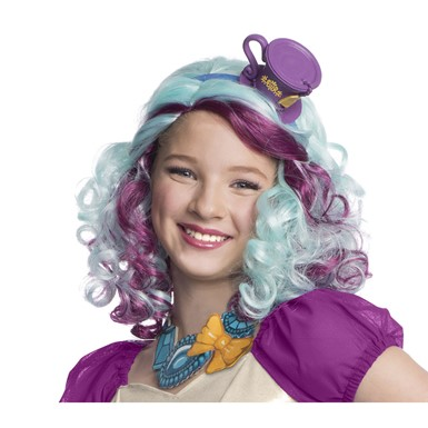 Girls Ever After High Madeline Wig