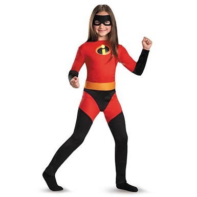 Girls Incredibles Violet Superhero Halloween Costume