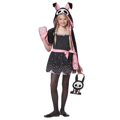 Girls Jack The Rabbit Costume
