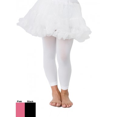 Girls Petticoat White Undergarment for Girls Costume