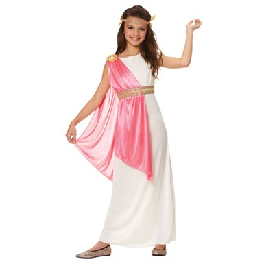 Girls Roman Empress Costume
