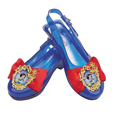 Girls Snow White Sparkle Shoes Set - Disney