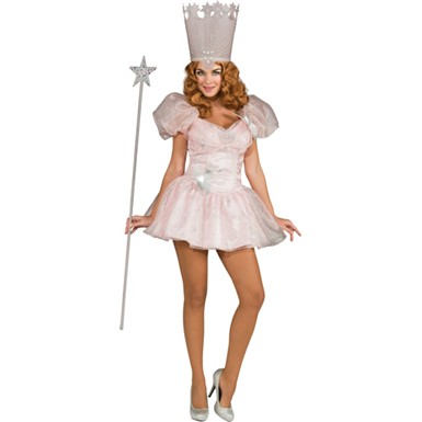 Glinda The Good Witch Wig - Adult