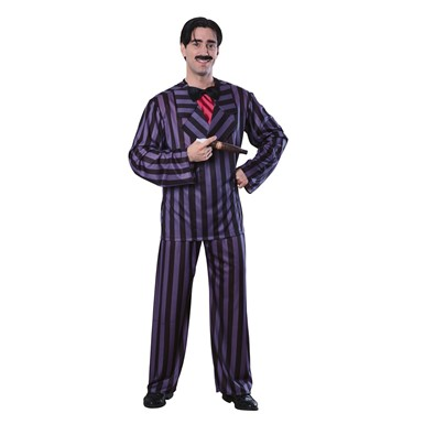Gomez Addams Adult Halloween Costume