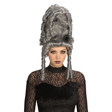Gothic Marie Antoinette Wig - Womens