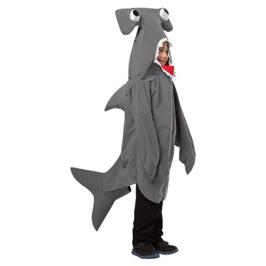 Hammerhead Shark Costume - Kids