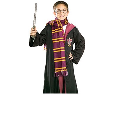 Harry Potter Halloween Scarf