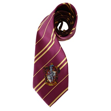 Harry Potter Ties - Gryffindor