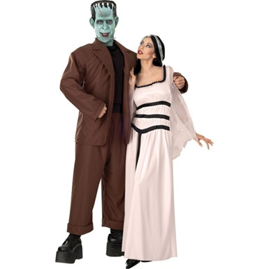 Herman Munster Mask and Costume