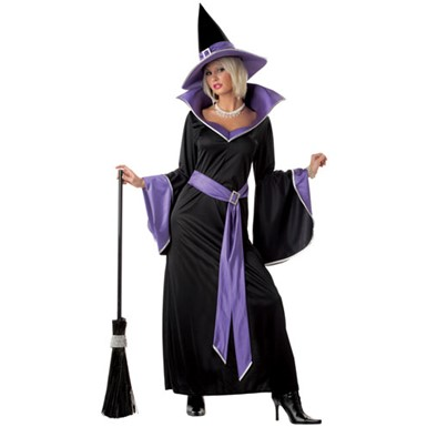 Incantasia Glamour Witch Costume - Adult