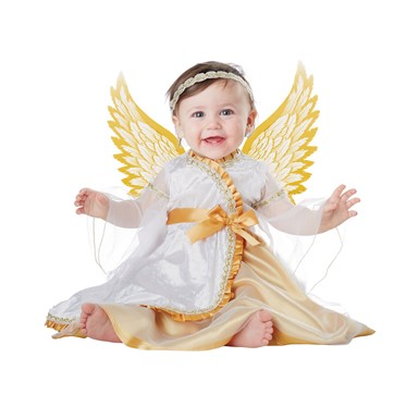 Infant Angel Baby Costume