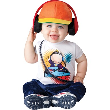 Infant Baby Beats DJ Costume