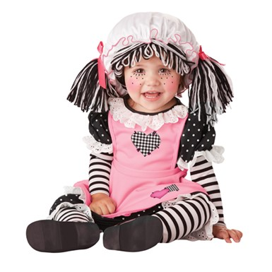 Infant Baby Doll Costume