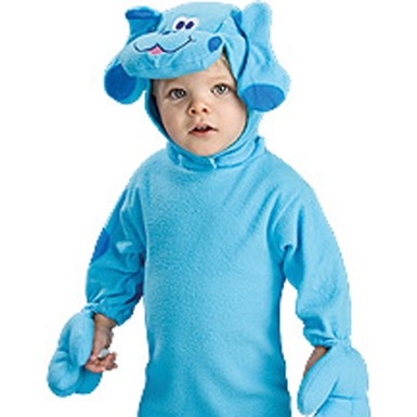 Infant Blues Clues Halloween Costume