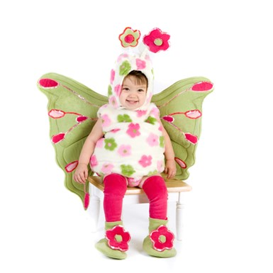 Infant Colorful Butterfly Costume