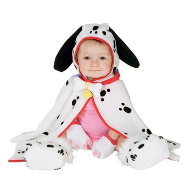 Infant Dalmatian Costume - Lil Pup