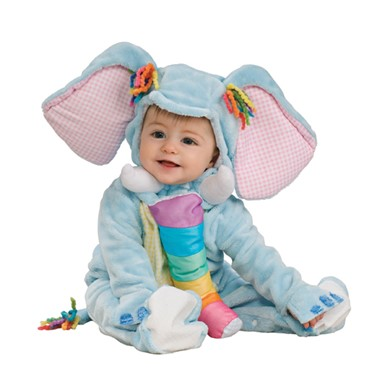 Infant Elephant Halloween Costume