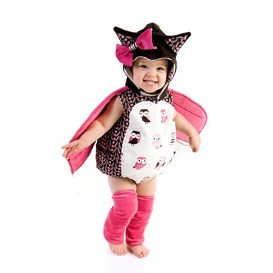 Infant Girls Emily Owl Costume