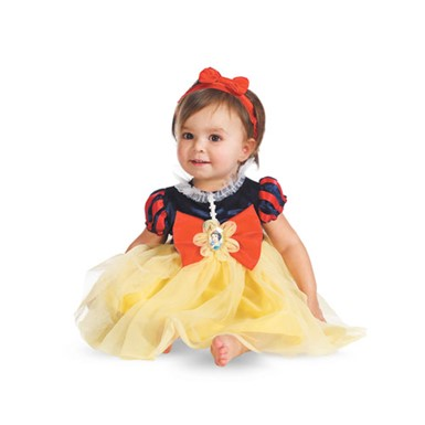 Infant Girls Snow White Costume