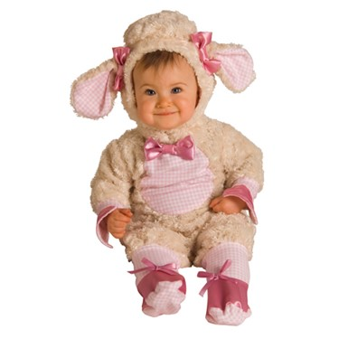 Infant Lamb Halloween Costume - Lucky Lil Lamb