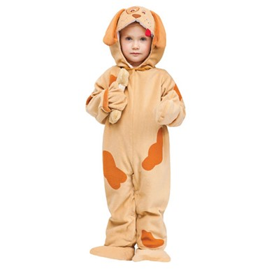Infant Playful Puppy Costume