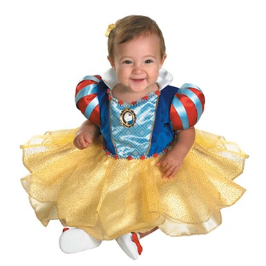 Infant Snow White Costume