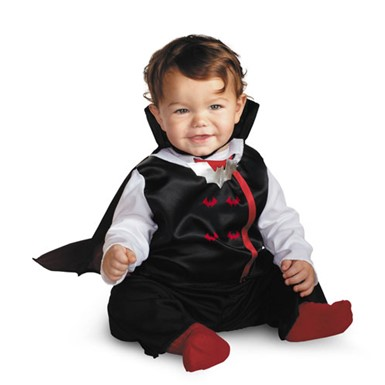 Infant Vampire Costume - Little Bites
