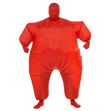 Inflatable Suit Costume - Red