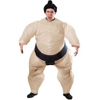 Inflatable Sumo Wrestling Suit
