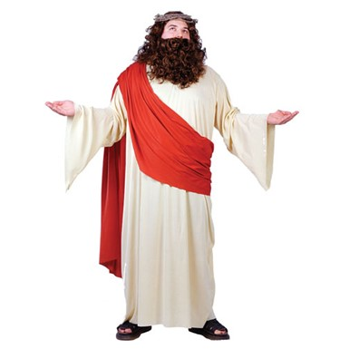 Jesus Christ Costume - Big & Tall