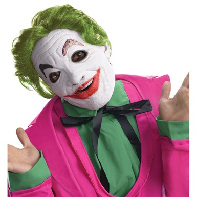 Joker Foam Latex Mask