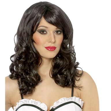 Katy Perry Wig - Black