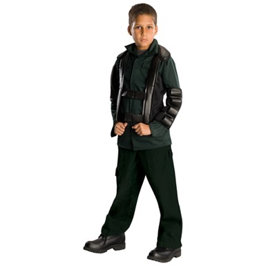 Kids Costumes -  Deluxe Terminator 4 John Connor