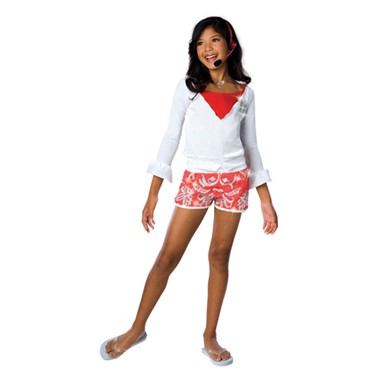 Kids Costumes -  Gabriella Lifeguard