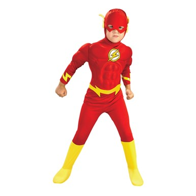 Kids Flash Halloween Costume - Flash Gordon